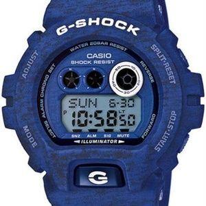 Casio G-Shock GD-X6900HT Heather Blue Watch